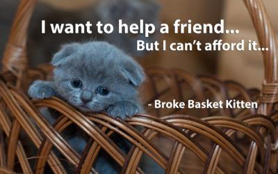 Helping Friends…
